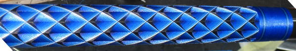 another blue scales patern